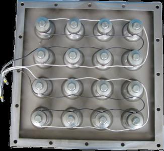 Ultrazvukové zářiče ( přírubový , ponorný )